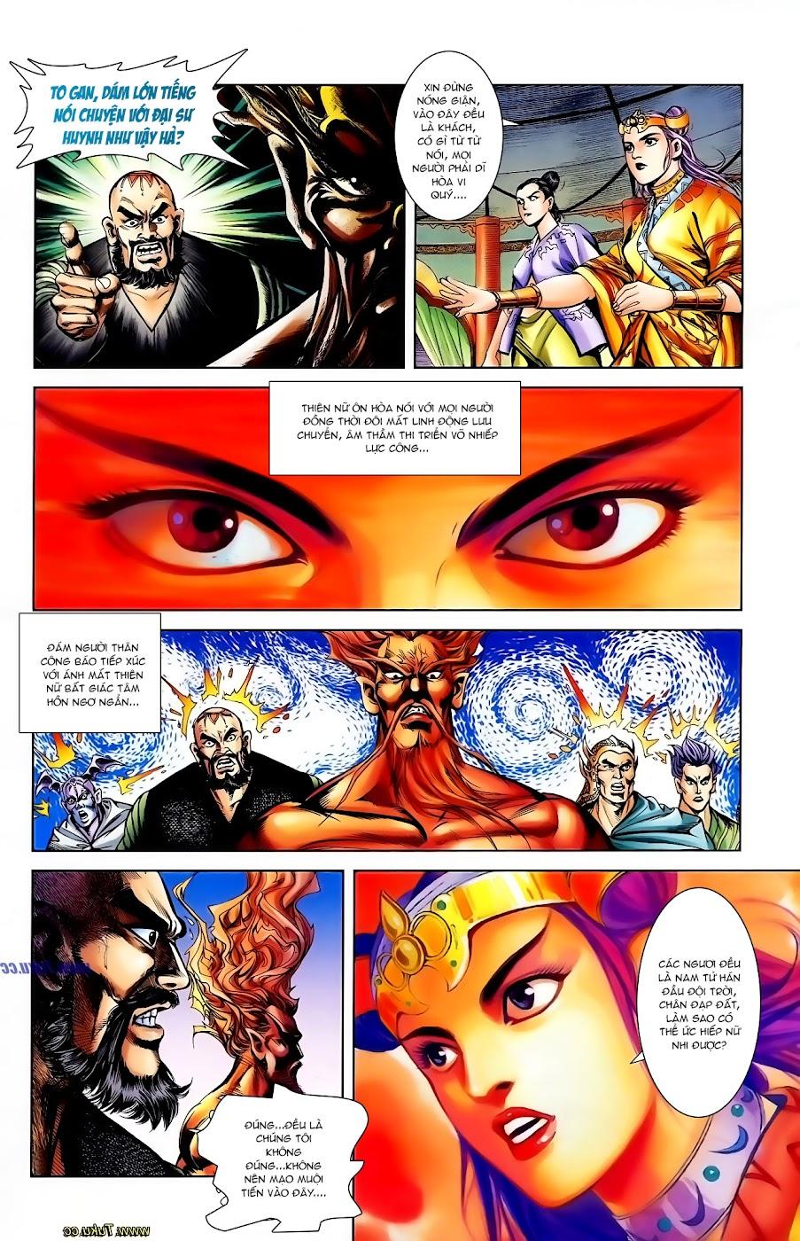 Cơ Phát Khai Chu Bản chapter 106 trang 7