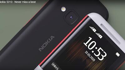 Nokia نوكيا تعيد طرح نسخة محدثة من هواتف 5310 التقليدية