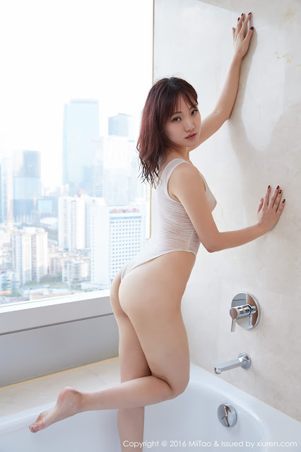 Hot girls Beauty Asian Girls sexy body model Mandy Mo Zi 4