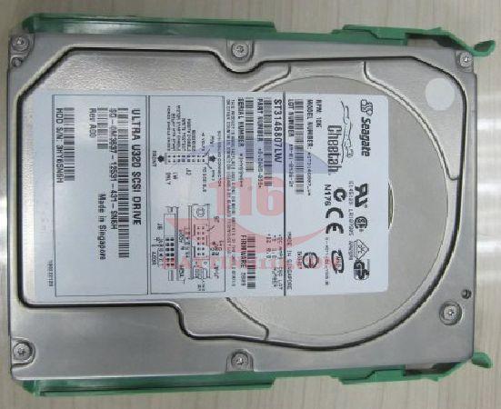 Phục hồi dữ liệu server ổ cứng Seagate ST3146807LW