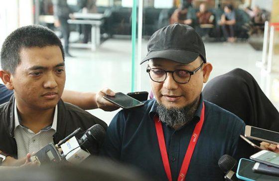 Novel Baswedan: Hampir Semua Kasus Besar Ditangani oleh Kami yang Dinonaktifkan!