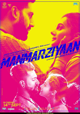 Manmarziyaan 2018 Full Hindi Movie Download Hd Pre DVDRip 700Mb
