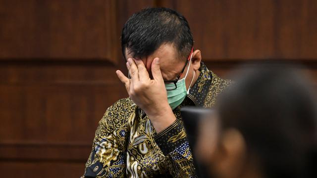 Edhy Prabowo Sedih & Kecewa Dapat Hukuman 5 Tahun, Padahal Dulu Pernah Bilang Siap Dihukum Mati