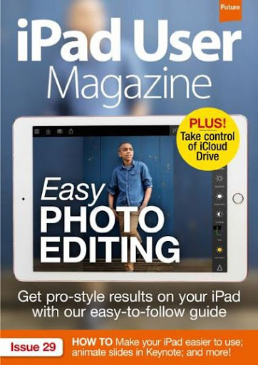 Download iPad User Magazine Issue 29 2016 PDF