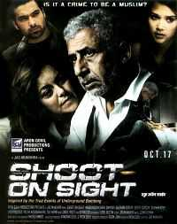 Shoot on Sight (2007) Hindi - English Movie Download 300MB