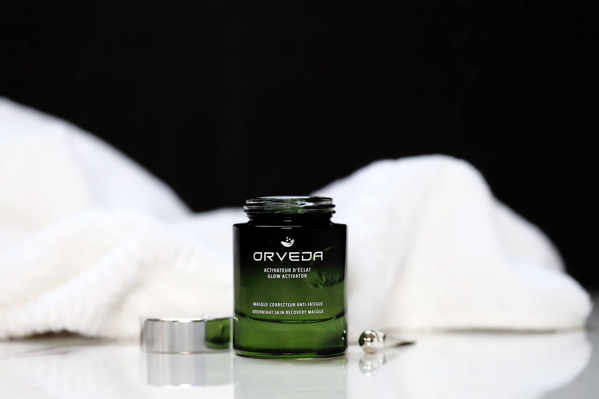Orveda Masque de Nuit Anti Fatigue