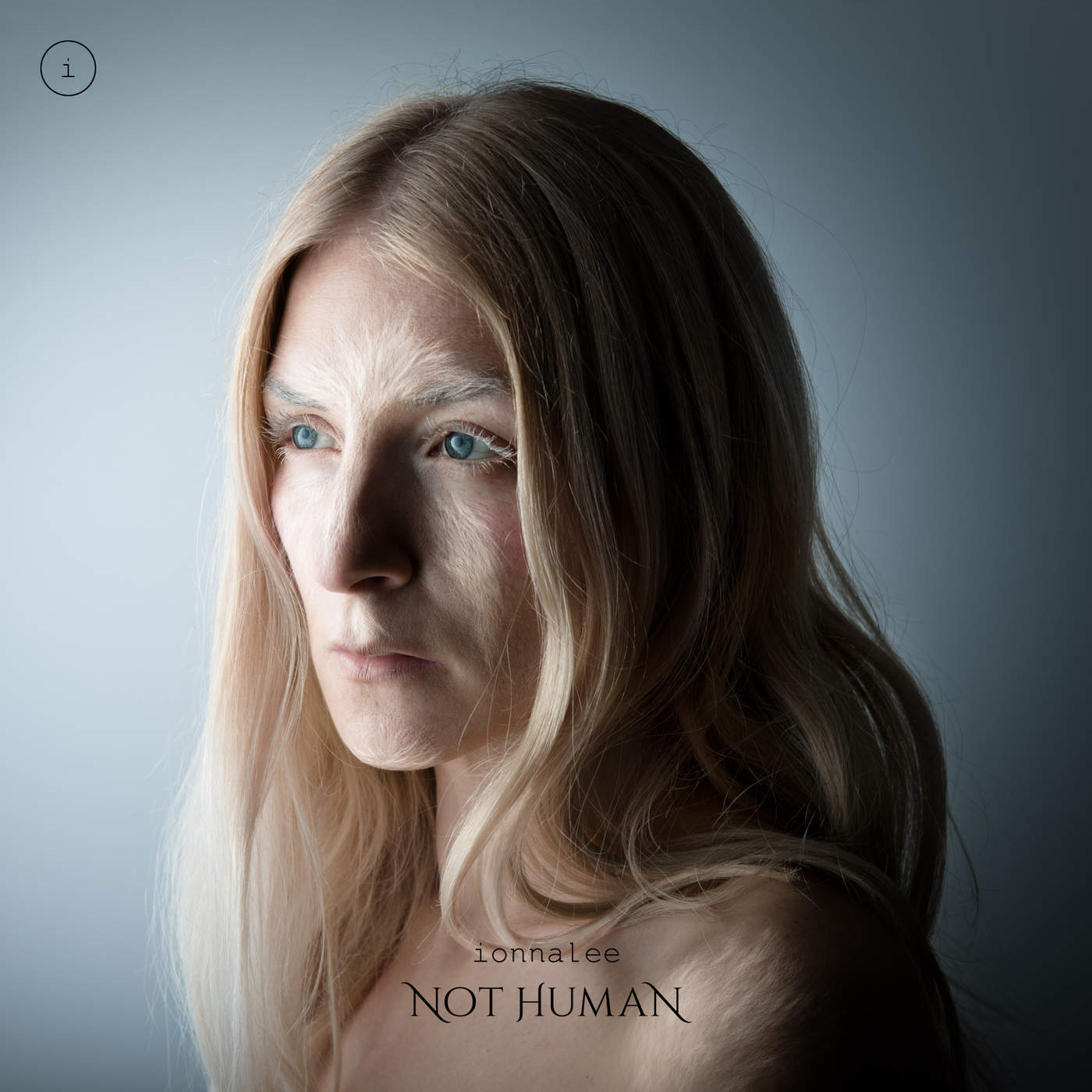 ionnalee - Not Human - Single Cover