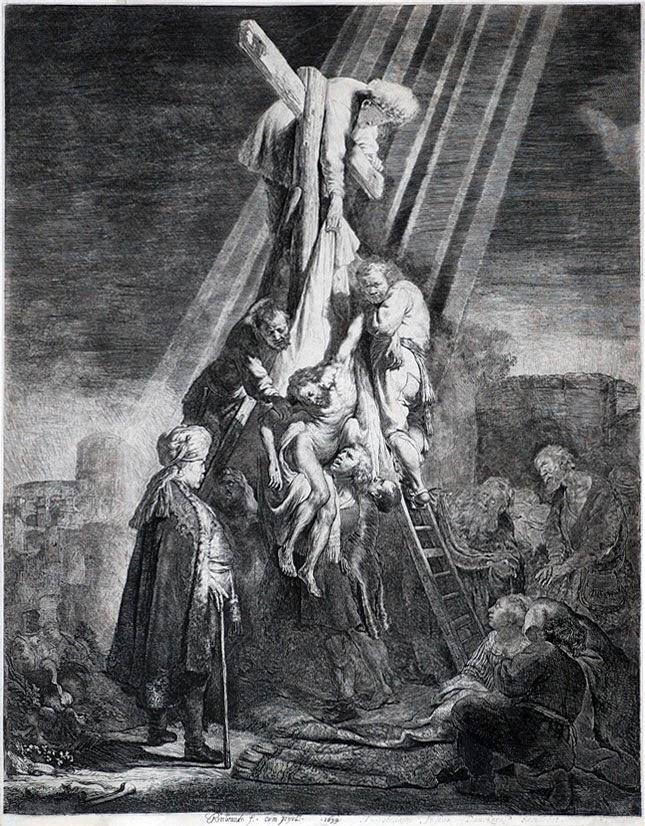 Dexedrina: Rembrandt (descendimientos)