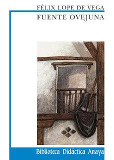 Libro Fuente Ovejuna, Félix Lope de Vega - Cine de Escritor