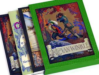 New Washington Irving Treasury Box Set Published