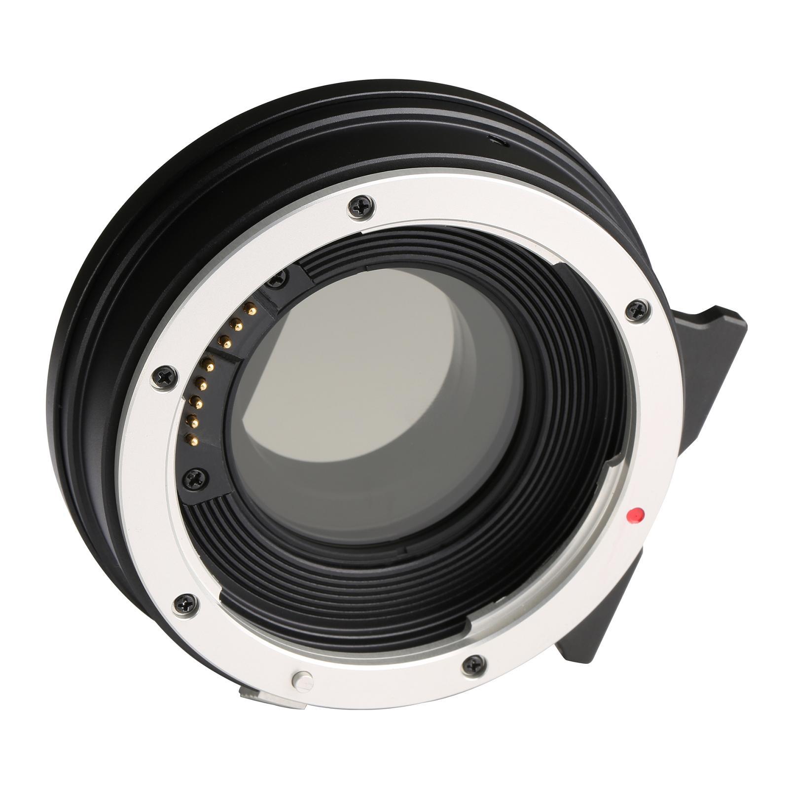 Автофокусный адаптер Kipon EF-MFT AF ND