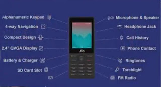 Reliance Just launched Feature phone here is its unique features