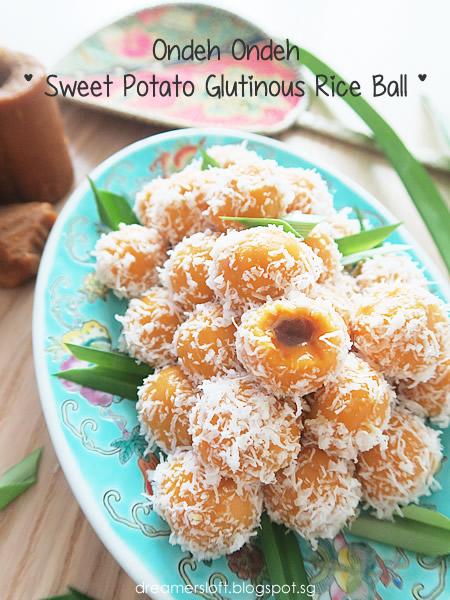 Sweet Rice Candy Recipe