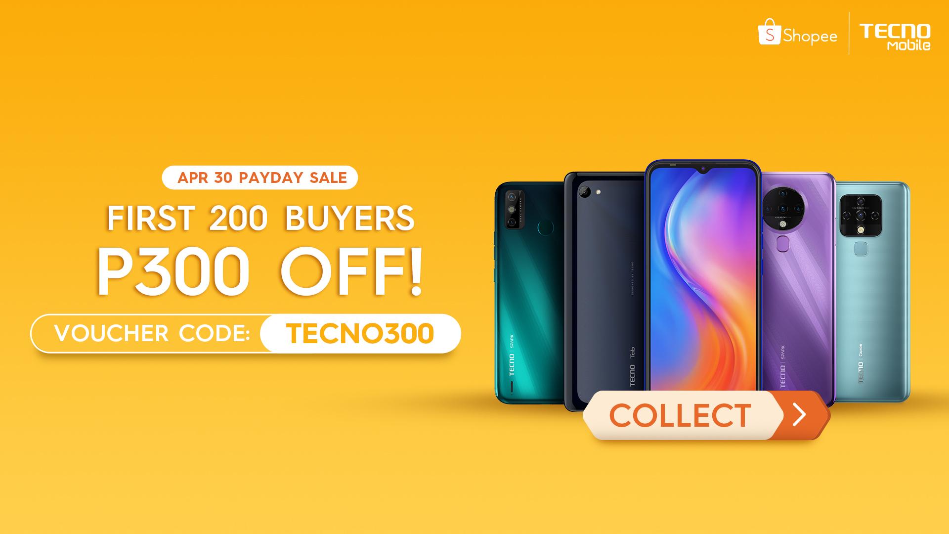 TECNO Mobile Voucher Code