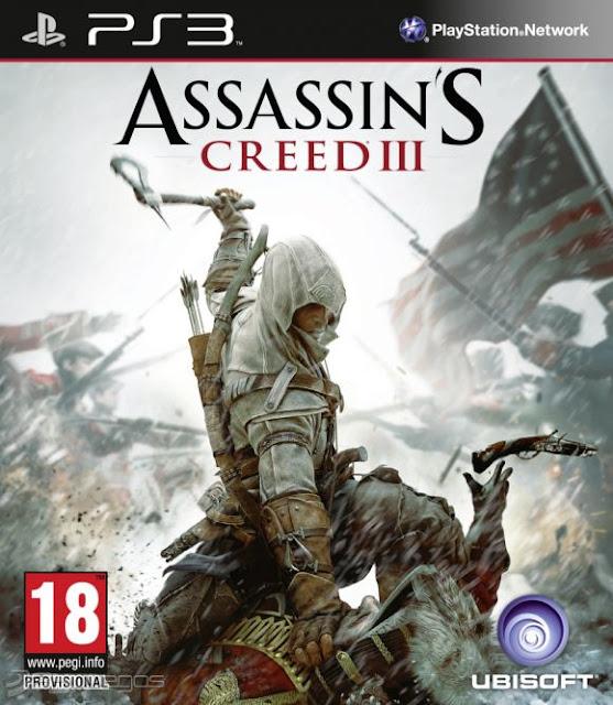 Descargar Assassins Creed III para PS3