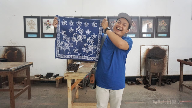 Workshop Membatik di Museum Batik Pekalongan