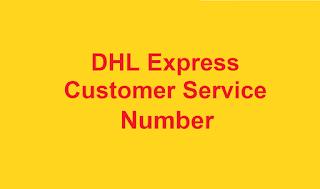 DHL Express Customer Service Number