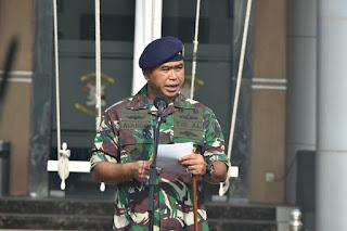 KOMANDAN STTAL PIMPIN UPACARA HARI KEBANGKITAN NASIONAL KE-111, 20 MEI 2019