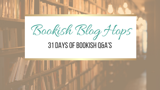 #BookishBlogHops 31 Days of Bookish Q&A's: A Recap Of All The Spring Blog Hop Stops
