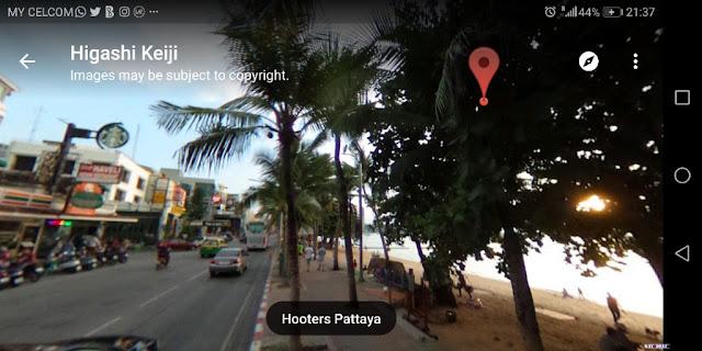 Aktiviti Tempat Menarik di  Pattaya