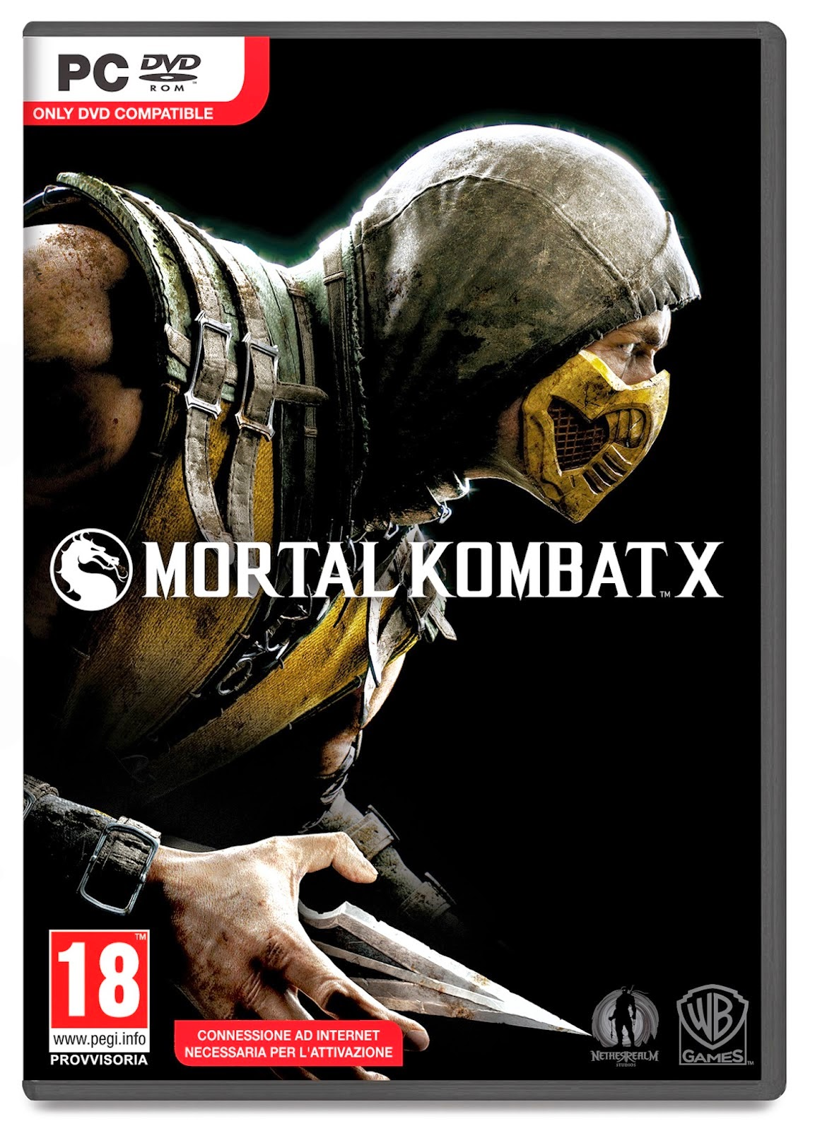 Download Game Mortal Kombat X-RELOADED For PC