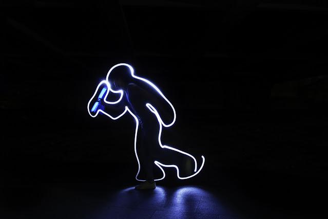 Teknik Light Painting
