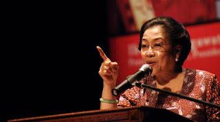 Megawati: Awas Surabaya, Siapa yang Melawan Saya, Ingat!