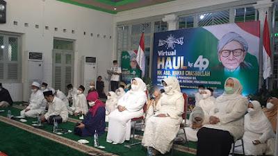 Haul ke-49 KH Abdul Wahab Chasbullah Digelar Virtual Bersama Wapres Kiai Ma'ruf & Gubernur Khofifah