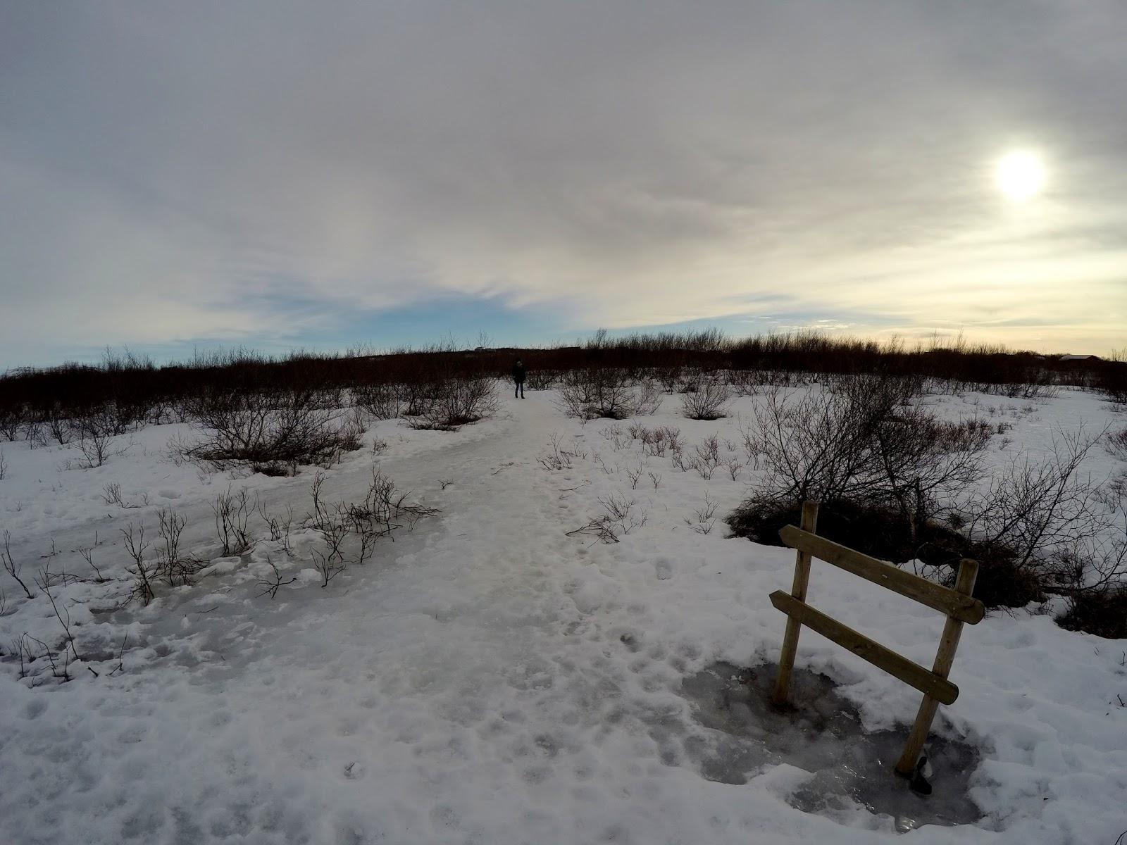 Bruarfoss nieznana atrakcja Islandii