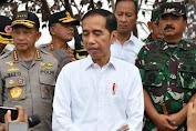 Kapolri Dampingi Presiden RI Meninjau Langsung Lokasi Karhutla di Riau