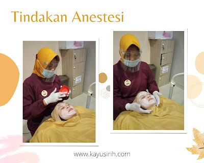 Krim Anestesi untuk Treatment