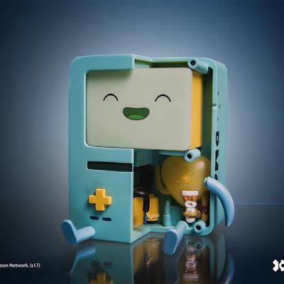 "Adventure Time BMO XXRAY Plus 6"" Vinyl Figure by Jason Freeny x Mighty Jaxx"