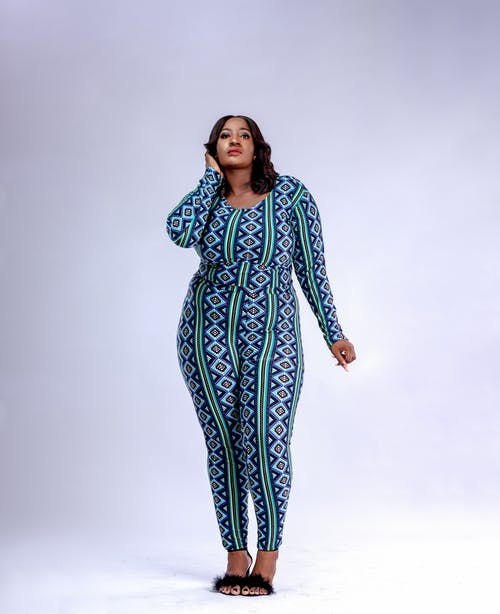Jumpsuit is one clothing men love to see on their woman