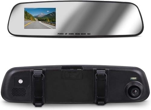 Aduro HD MirrorCam Rear View Mirror