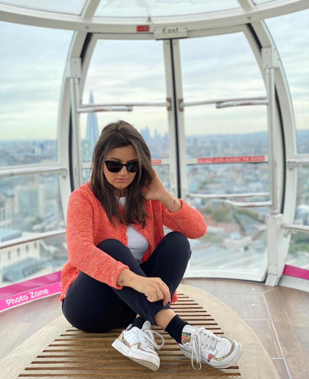 Destinasi wisata favorit london eye