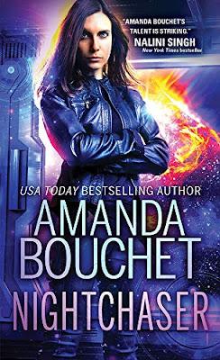 Book Review: Nightchaser, by Amanda Bouchet, 5 stars