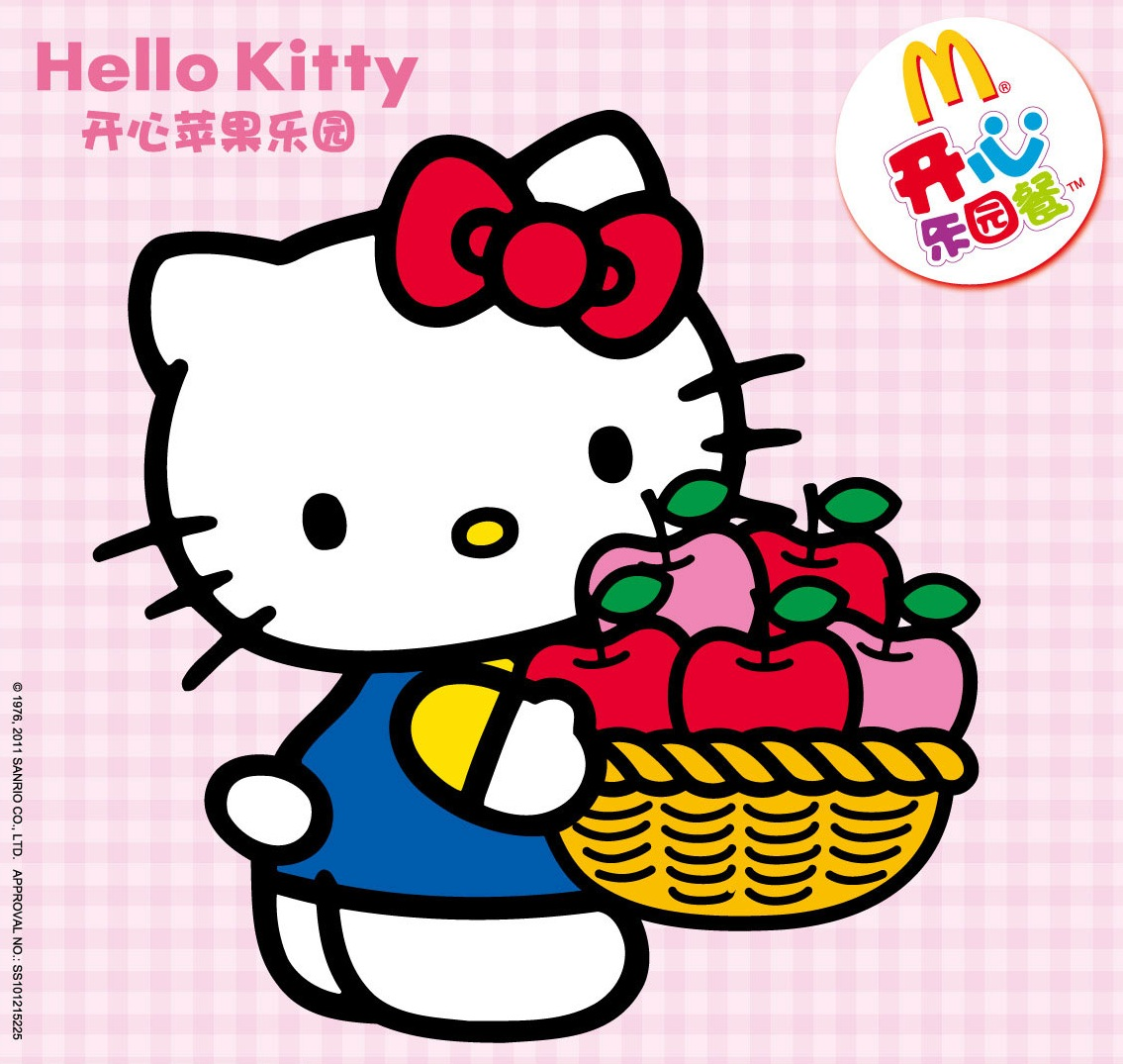 The Hello Kitty I ♥ ハローキティ: About Hello