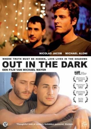 Out in the dark, film