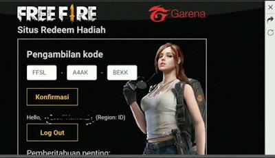 Kali ini kami akan membahas tentang kode redeem crate senjata  Kode Redeem Crate Senjata 50K Viewers FF Summer League