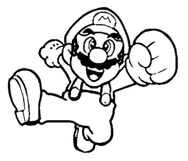 Super mario coloring pages free printable coloring pages - Coloriage toad ...