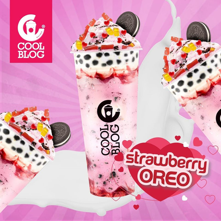Coolblog Chessy Pinky Berry
