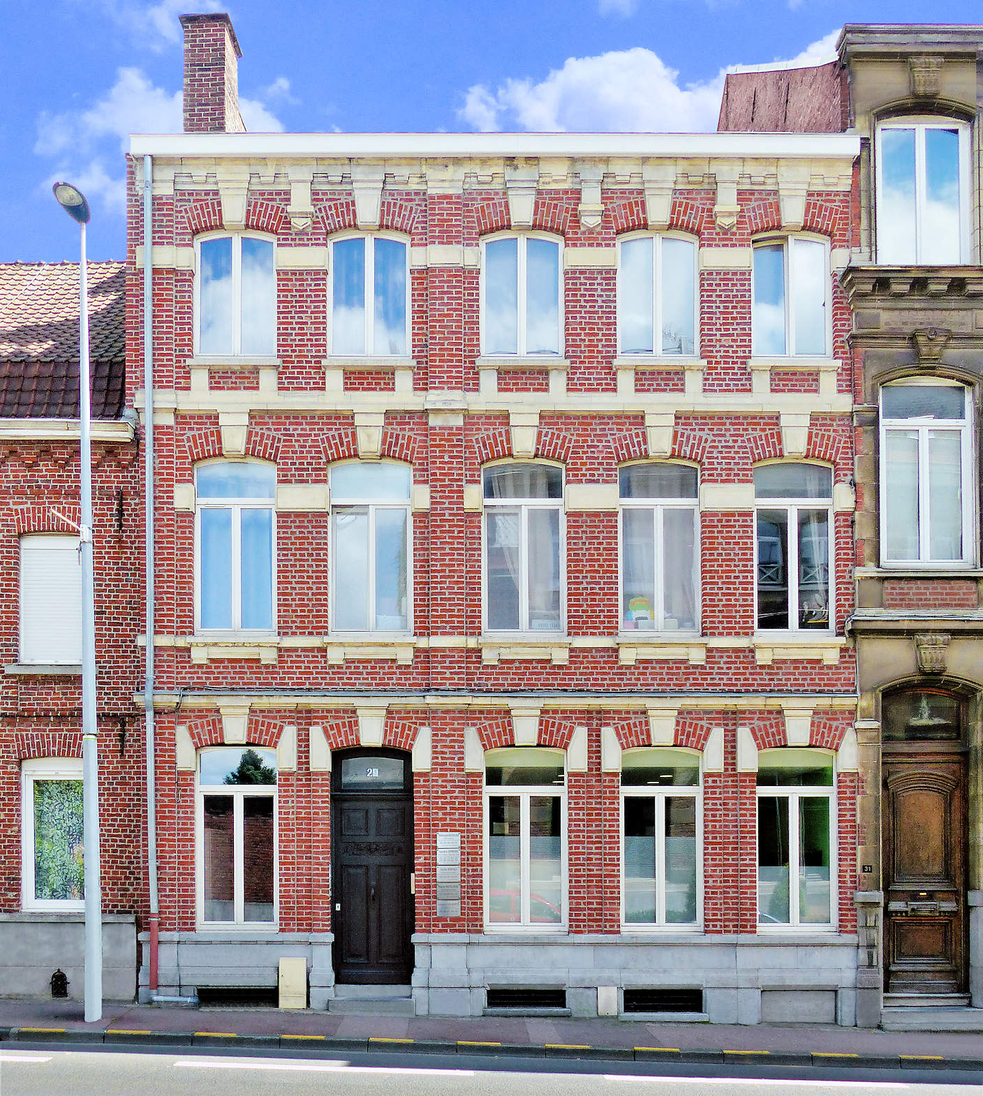Rue Faidherbe Tourcoing - Ostéopathe Édouard Laliberté
