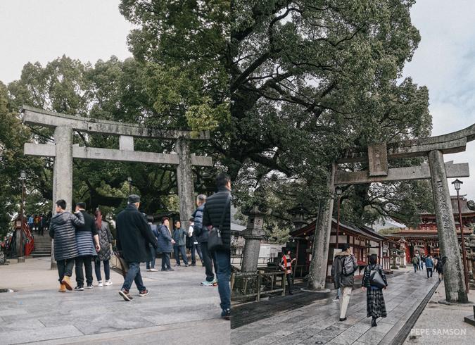 Dazaifu and Oita Day Tour from Fukuoka