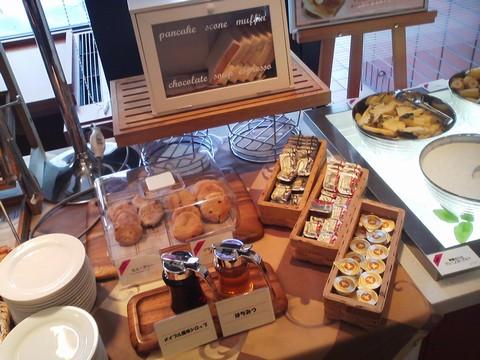 ビュッフェコーナー:パン5 札幌東急REIホテル サウスウエスト