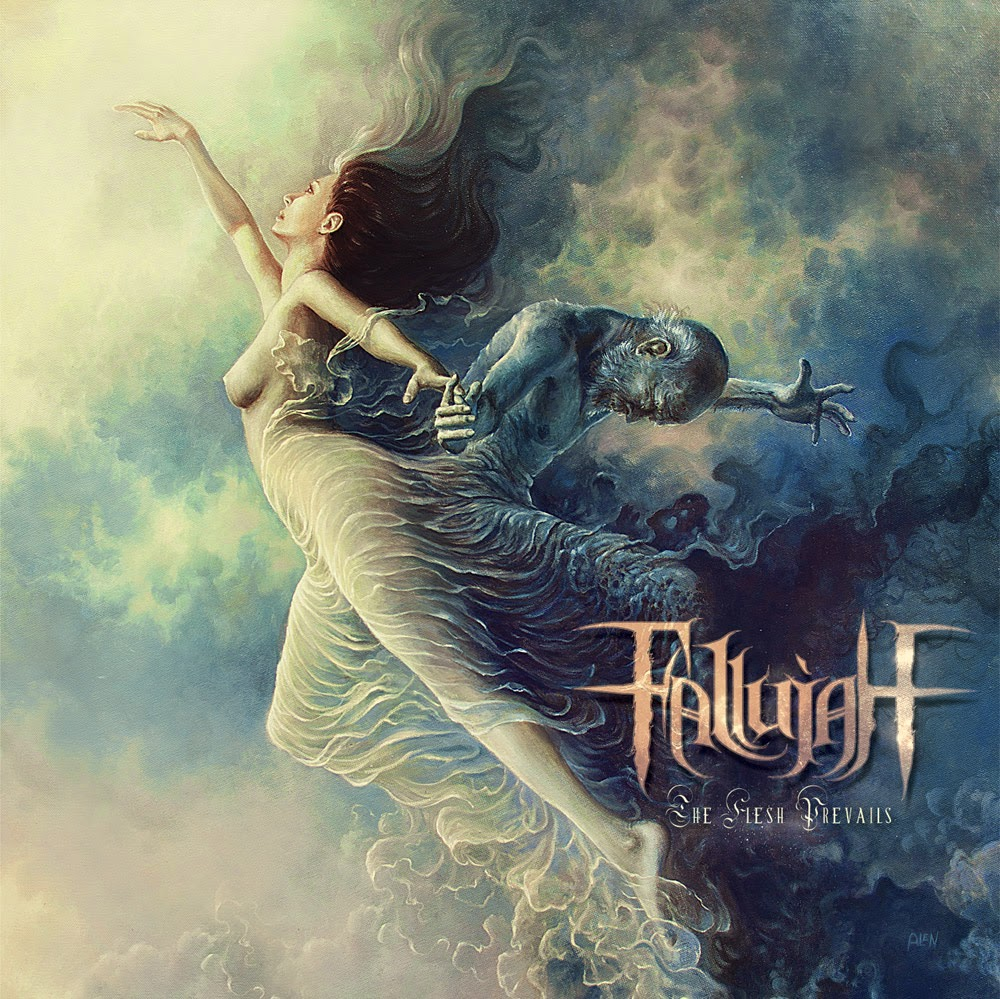 Fallujah - The Flesh Prevails (2014) 320 Kbps
