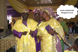 Marriage Vow Renewal of Chief Oluwajimidare and Mrs.Oluremi on Independent Day 1