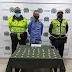 JUSTICIA / Breves Judiciales y Preventivas Policía Metropolitana de Pereira Capturamos un hombre con estupefacientes en la zona céntrica de la capital risaraldense.