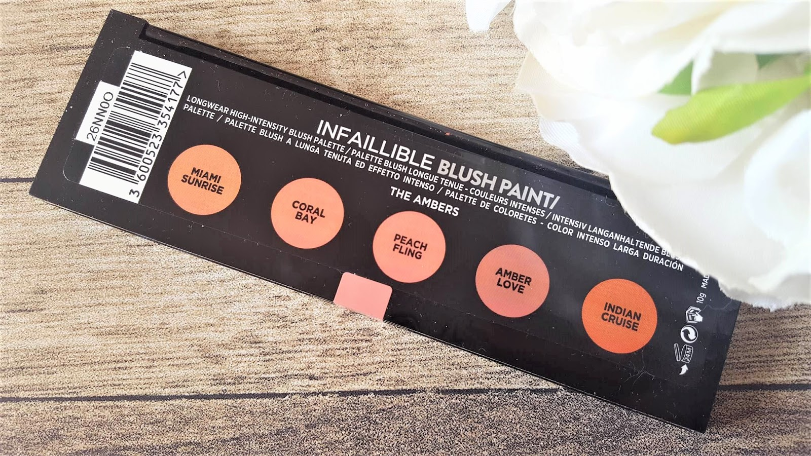 ON CRAQUE POUR L'INFAILLIBLE BLUSH PAINT ? L'ORÉAL ♥
