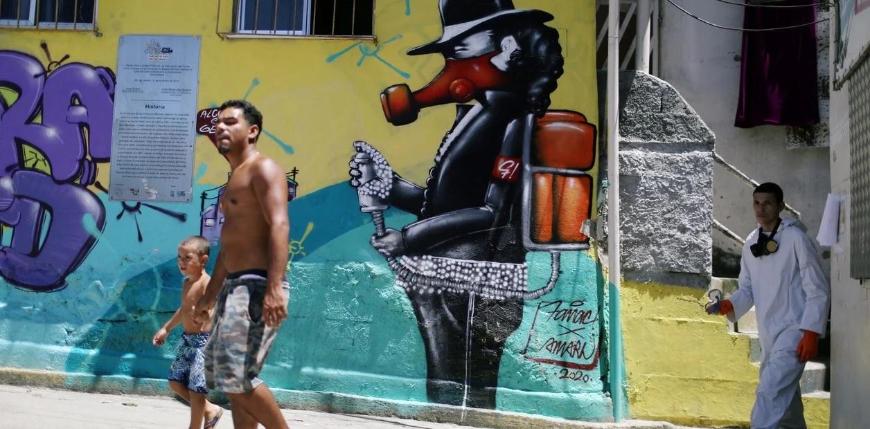 Desigualdad social en Brasil