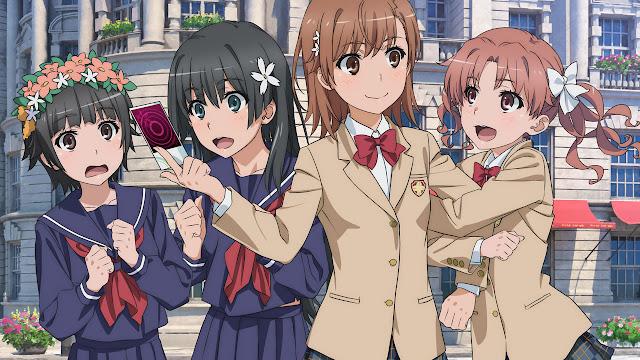 Anime Toaru Kagaku no Railgun T volverá el 1 de mayo